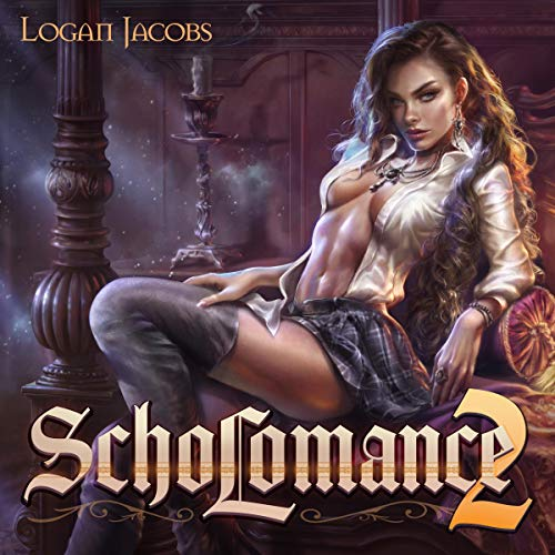 Scholomance 2: The Devil's Academy cover art