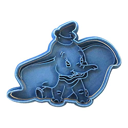 Cuticuter Cortador de Galletas Dumbo, PLA
