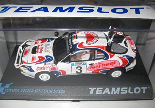 Fly SCALEXTRIC Toyota CELICA GT-4 Rally Safari 94 DE Team Slot