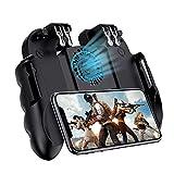 Drumstone SR Pubg Game Handle Controller Gamepad Pubg Mobile Trigger L1R1 Shooting Gamepad Game...