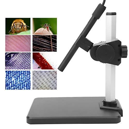 Elektronische digitale penmicroscoop 600 keer, pentype microscoop Elektrische digitale microscoop 1x ~ 600x met 8LED 640x480 en USB-kabel(Boxed)