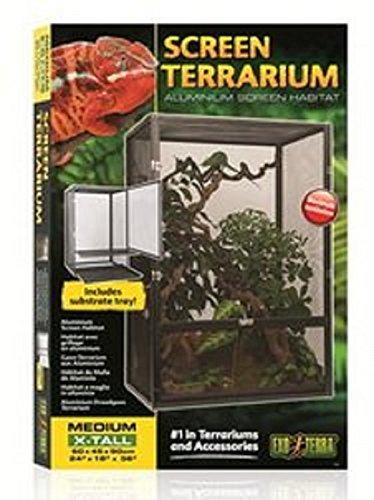 Price comparison product image Exo Terra Screen Terrarium,  Medium