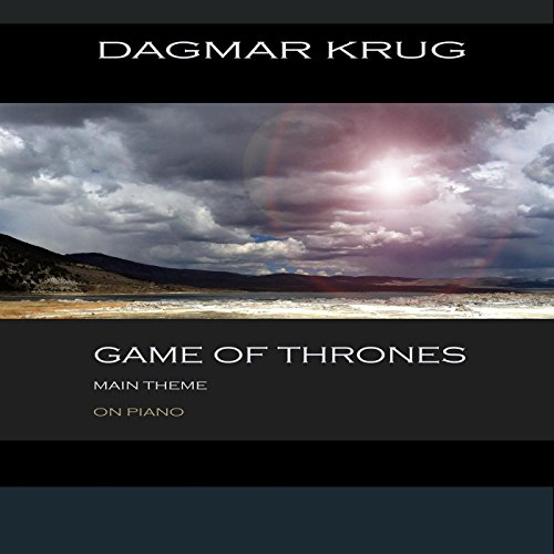 Game of Thrones - Main Theme on Piano