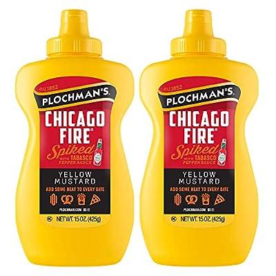 Plochmans Yellow Mustards 50 Ounces