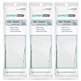 Comfort Zone Odor Stopper Cushion Insoles, for Men and Women, Fights Foot Odor and Absorbs Moisture, 3 Pack