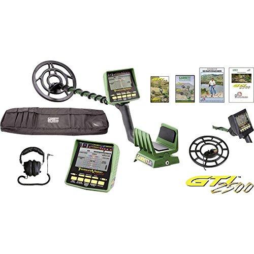 Garrett - Gti detector de metales 2500