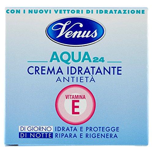 Venus - Aqua 24 Crema Idratante Antietà - 50 ml