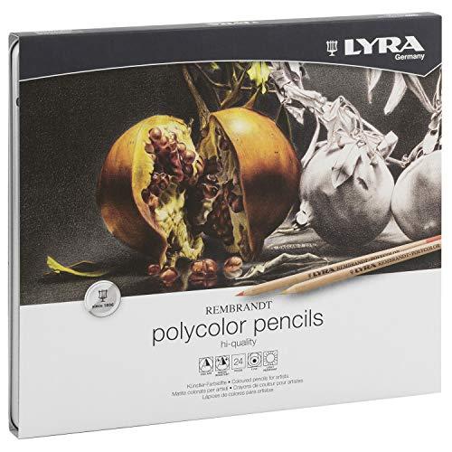 Lyra 2001240 - Lápices, 24 unidades
