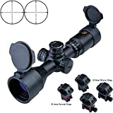 Eagle Eye Rifle Scope 3-9x42 CE (25.4mm/1inch) R/G Scopes for Rifles P4 Etched