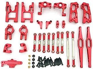 CROSYO 1set 12428 12423 Kit d'accessoires de Mise à Niveau pour Fei-Yue Fy03 12428 12423 1/12 RC Pièces de Voiture Buggy (...