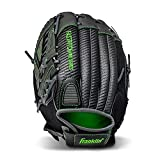 """Franklin Sports Fastpitch Softball Glove - Fastpitch Pro - Adult and Youth Softball Mitt - Infield and Outfield - Left Handed Glove - Lime 13"""" Lefty (22441L)"""