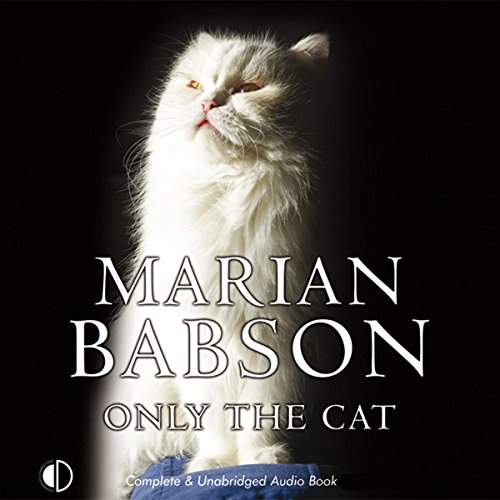 Only the Cat audiobook cover art