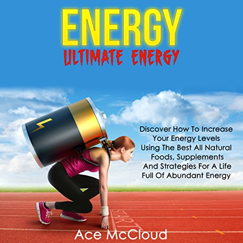 Energy: Ultimate Energy audiobook cover art