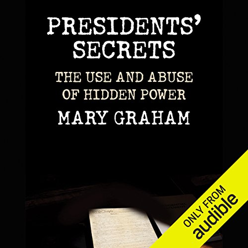 Presidents' Secrets audiobook cover art
