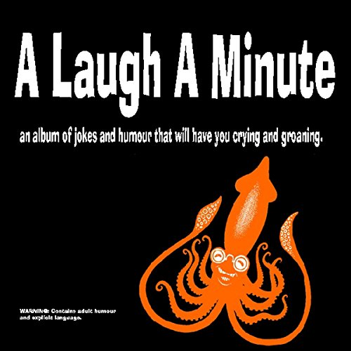A Laugh a Minute audiobook cover art