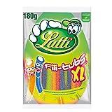 Lutti Assortiment de Bonbons Fili-tubs XL le Paquet de 180 g