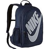 Nike BA5217-451 Sac à Dos Mixte Adulte, Obsidian/Obsidian/Wolf Grey, 45.7 x 38.1 x 17.8 cm, 25 L