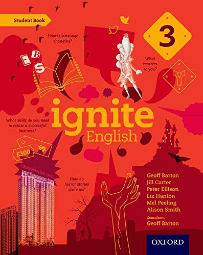 Ignite English 3 - Student Book
