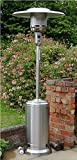Castmaster Luxury Gas Patio Heater - FREE Regulator & Hose, Wheel kit - Cover...