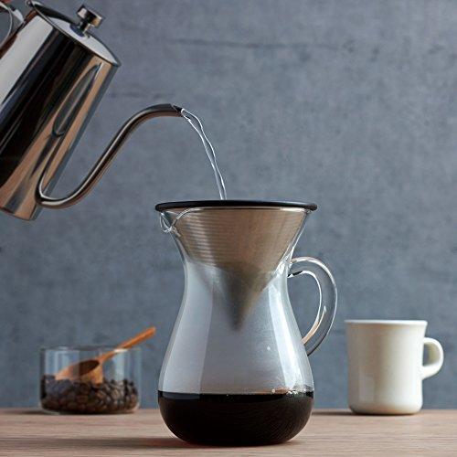 KINTO(キントー)SCSコーヒーカラフェセット4cupsステンレス27621