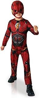 Rubie's - Déguisement Classique Officiel - Flash Justice League, enfant, I-640261M, Taille M