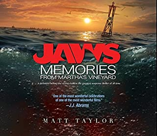 Jaws: Memories from Martha's Vineyard: A Definitive Behind-The-Scenes Look at the Greatest Suspense Thriller of All Time (1781163022) | Amazon price tracker / tracking, Amazon price history charts, Amazon price watches, Amazon price drop alerts