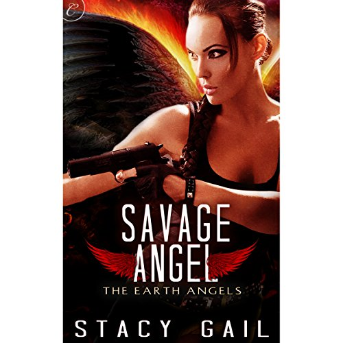 Savage Angel cover art