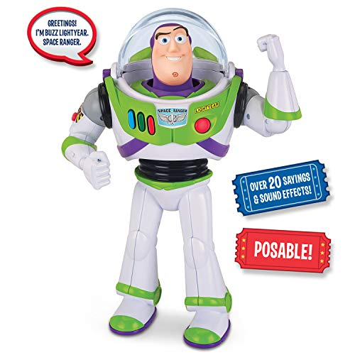 Toy Story Disney Pixar 4 Buzz Lightyear Action Figure