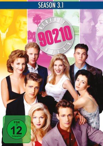 Beverly Hills 90210 - Staffel 3.1 (4 DVDs)