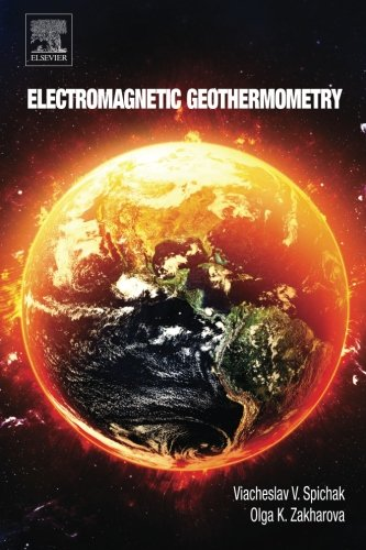 Electromagnetic Geothermometry