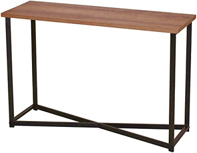 Strange Amazon Com Sauder North Avenue Sofa Table Charter Oak Theyellowbook Wood Chair Design Ideas Theyellowbookinfo