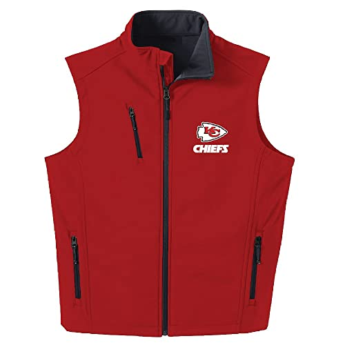 pretty nice 6155a 58087 Men's Kansas City Chiefs Apparel: Amazon.com