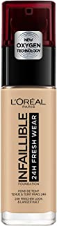 L'oreal L'oreal Paris Infallible 24hr Freshwear Liquid Foundation 120 Vanilla 30ml