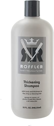 2021 Roffler Thickening Shampoo, outlet sale 32 new arrival Ounce online