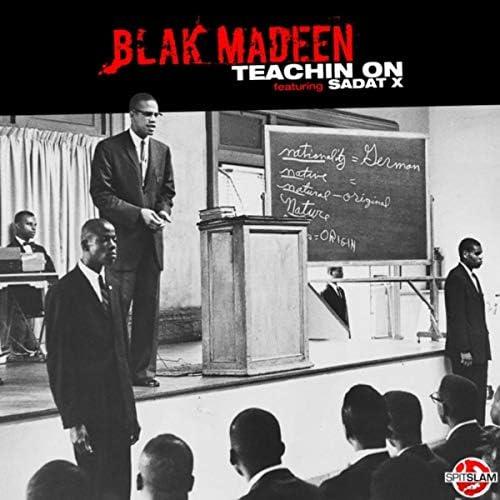 Blak Madeen feat. SADAT X