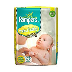 Pampers Active Newborn Baby diaper is one of the reliable brands that manufacture high-quality diapers.