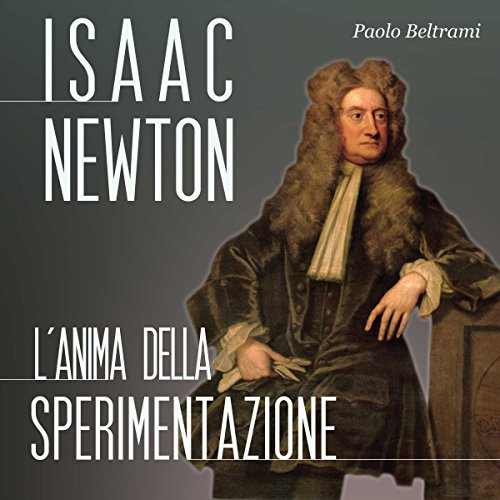 Isaac Newton audiobook cover art
