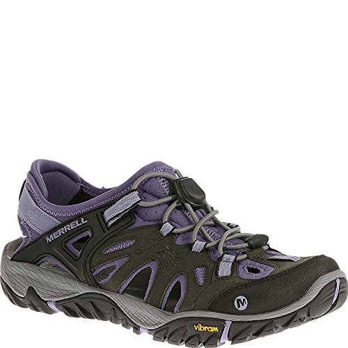 Merrell Women's All Out Blaze Sieve Water Shoe,Black,5 M US