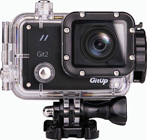 GitUp Git2 Pro versión – 2 K 30 fps 96660 Novatek 1080P WiFi Deporte Acción Camera 30 m impermeable Cámara...