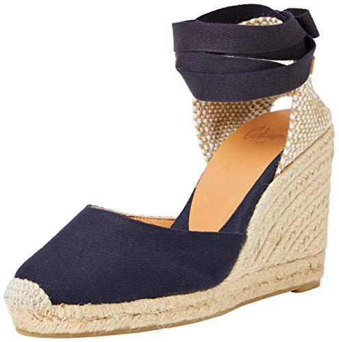 Castañer Carina  Zapatillas Mujer  Azul Marino  35 EU