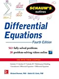 Differential Equations (Schaum's Outlines)