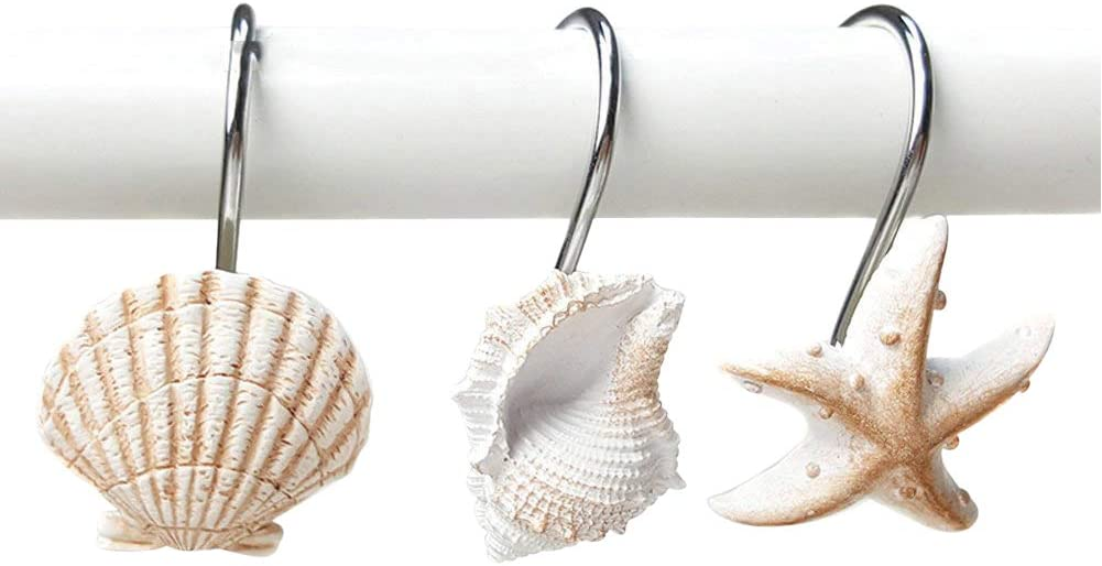 Grace life 12 PCS Selling Fashion Starfish Seashell Manufacturer OFFicial shop Sty Conch Decorative
