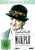 Agatha Christie: Marple - Staffel 5 [2 DVDs]