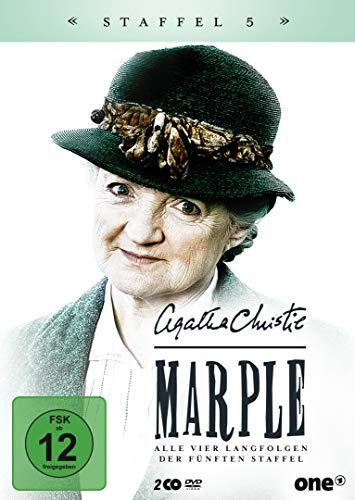 Agatha Christie: Marple - Staffel 5 [2 DVDs]