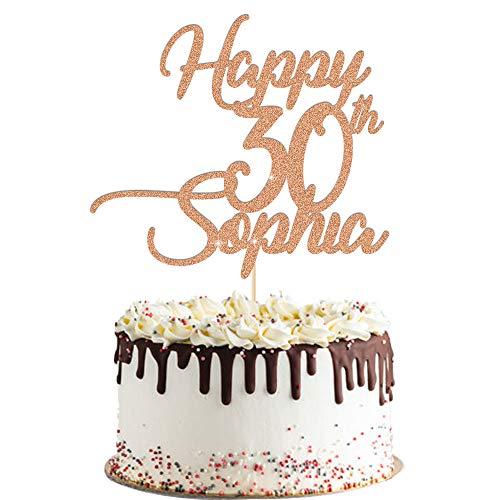 Toyvian 24 Pezzi Cake Topper Carta Ciambella Toppers Cupcake Cake Picks Decor per Baby Shower Festa di Compleanno