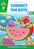 School Zone - Connect the Dots Workbook - Ages 3 to 5,...