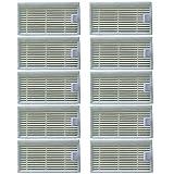 10 filtros para aspiradora Medion MD 19500/19510/19511/19900