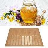 Jeanoko Colector de propóleos multifuncional 50,5 x 41 cm para miel
