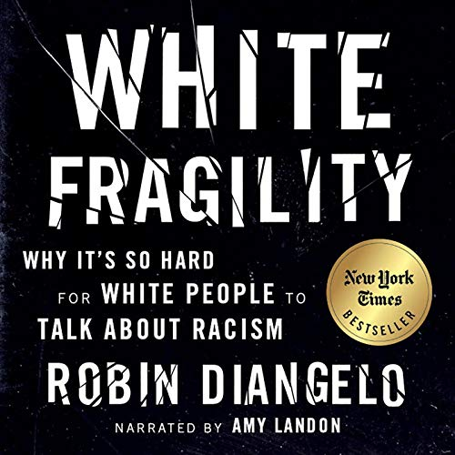 White Fragility  By  cover art