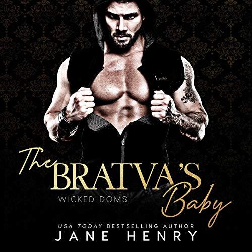 The Bratva's Baby audiobook cover art